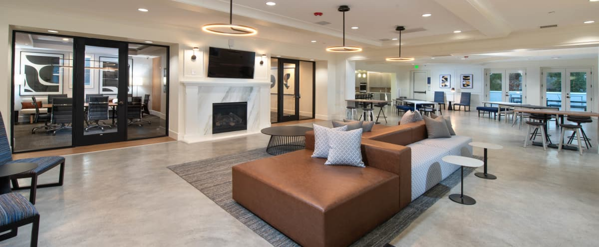 Large Modern Room with Spacious Balcony and Pool View in Costa Mesa Hero Image in Mesa Verde, Costa Mesa, CA