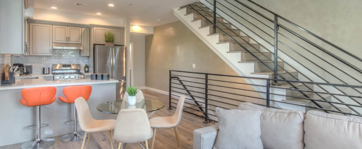 Modern & Bright Luxury Hollywood Home in Los Angles Hero Image in Hollywood, Los Angles, CA