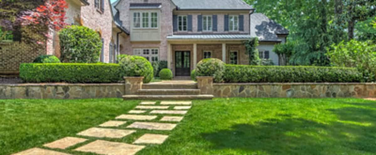 Rose garden estate in the heart of Atlanta in Atlanta Hero Image in Mt. Paran/Northside, Atlanta, GA