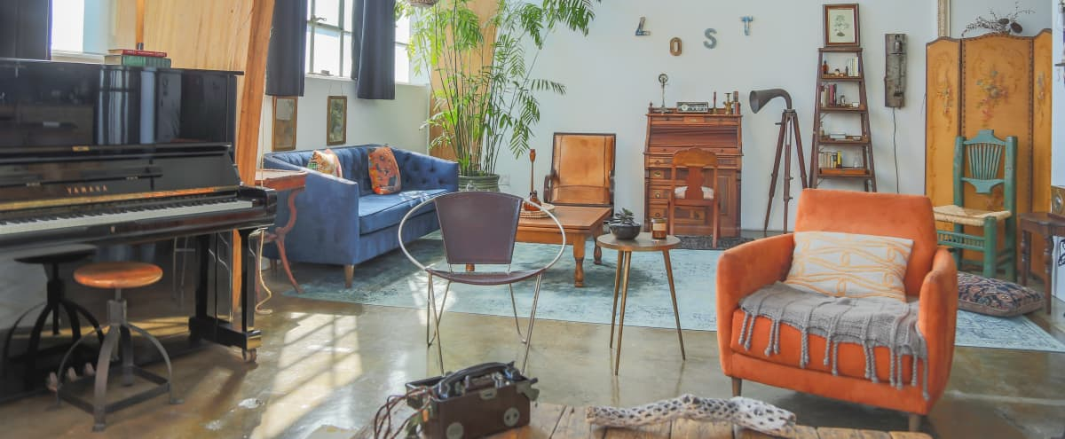 Stunning, Light-filled Loft on LA River in Los Angeles Hero Image in Echo Park, Los Angeles, CA