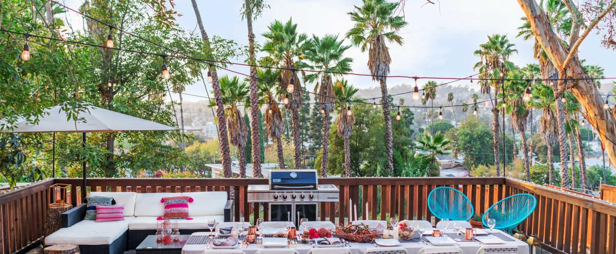Hidden Gem near Downtown LA - Idyllic Hillside Retreat with Views in Los Angeles Hero Image in Northeast Los Angeles, Los Angeles, CA