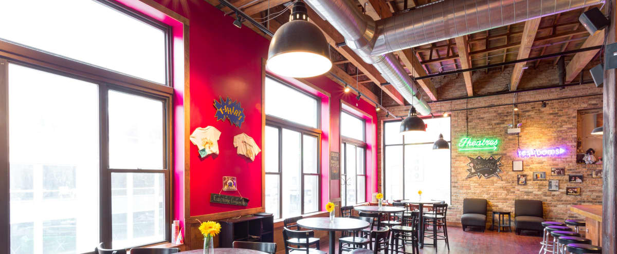 Second Floor Bar in the Heart of Lakeview in Chicago Hero Image in Lake View, Chicago, IL