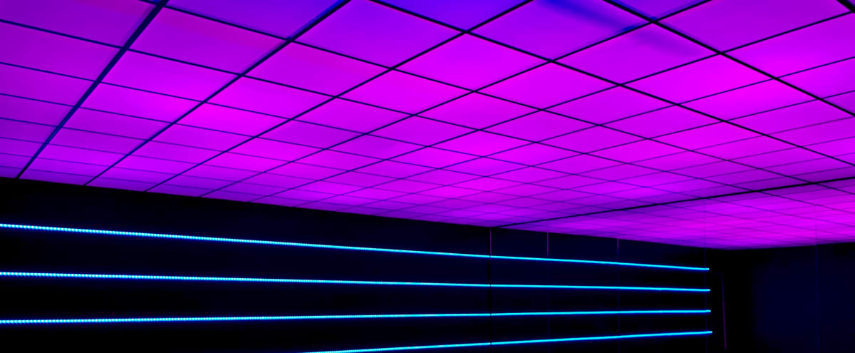 Unique Neon Dance Studio in Fremont Hero Image in East Industrial, Fremont, CA