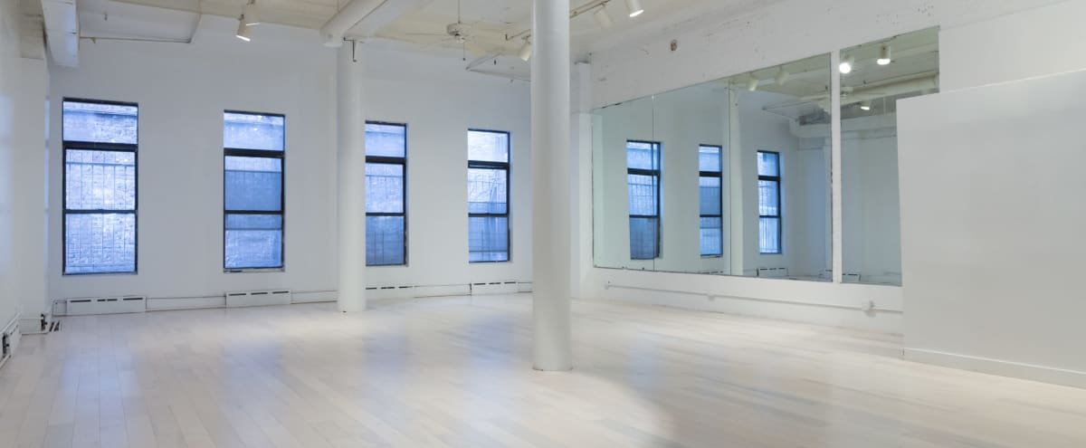 Gorgeous Soho Event Space and Studio in New York Hero Image in Lower Manhattan, New York, NY