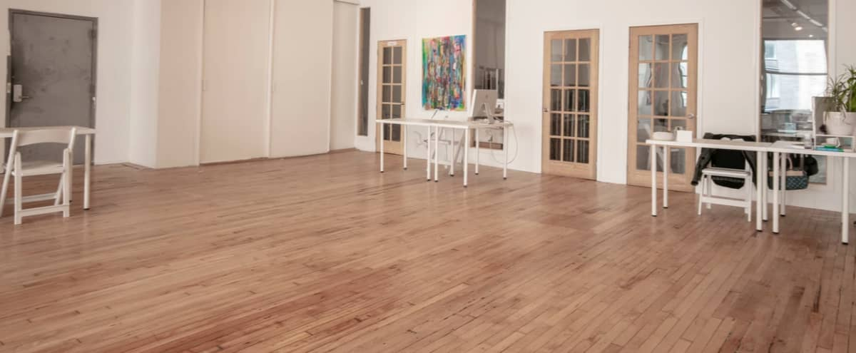 1,700 sqft Gallery Loft Space in Chelsea in EMPIRE STATE Hero Image in Chelsea, EMPIRE STATE, NY