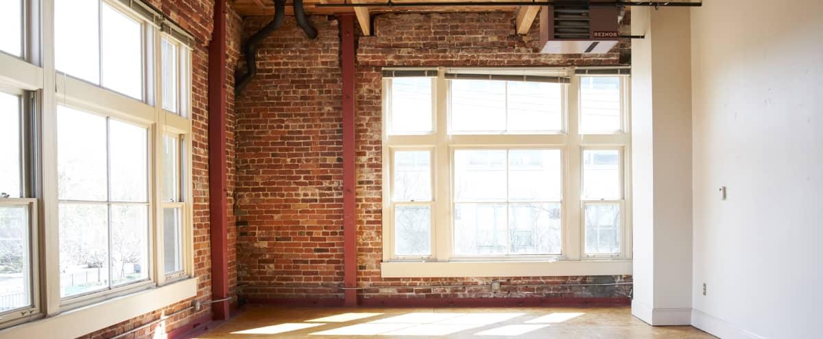 Natural Light Creative Photo, Video & Film Studio Loft Space in Emeryville Hero Image in Longfellow, Emeryville, CA