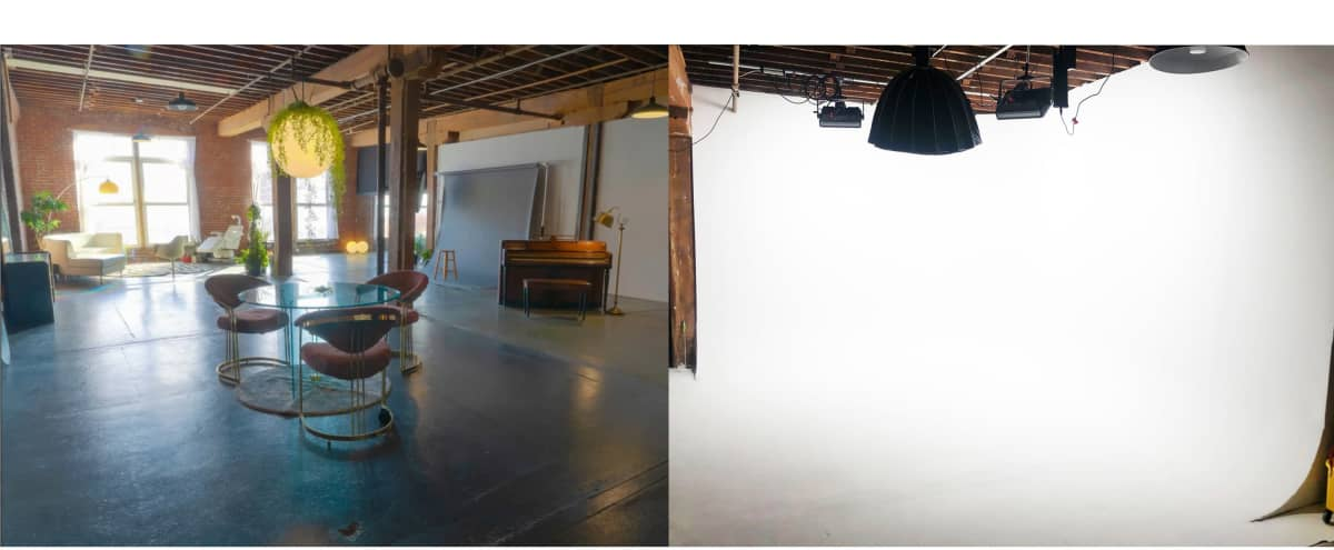 Huge Stylish Warehouse with Cycwall in Kansas City Hero Image in West Bottoms, Kansas City, MO