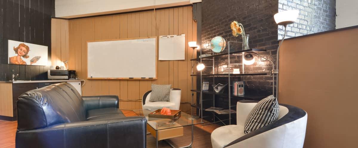 Lower Queen Anne: Funky, Urban Loft Space in Seattle Hero Image in Lower Queen Anne, Seattle, WA