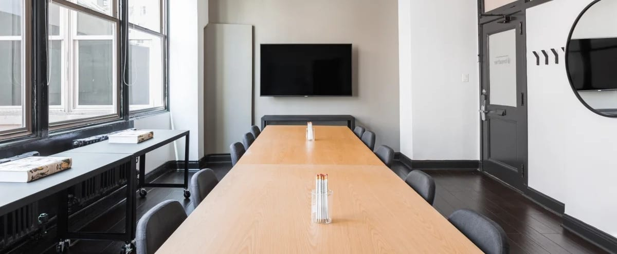 Modern Meeting Space - FiDi in San Francisco Hero Image in Financial District, San Francisco, CA