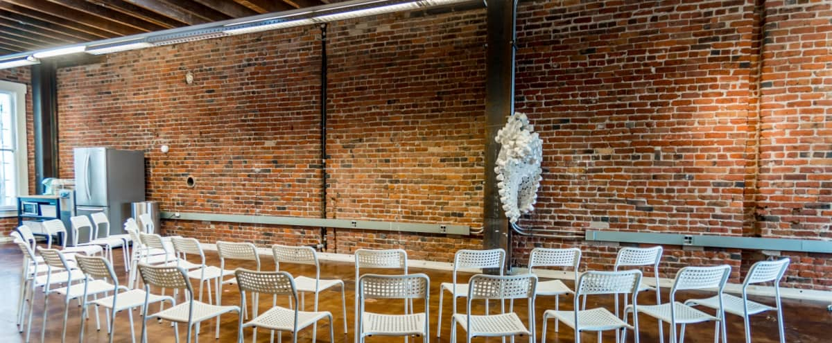 Unique Large Studio Space Next to Moscone in San Francisco Hero Image in South of Market, San Francisco, CA