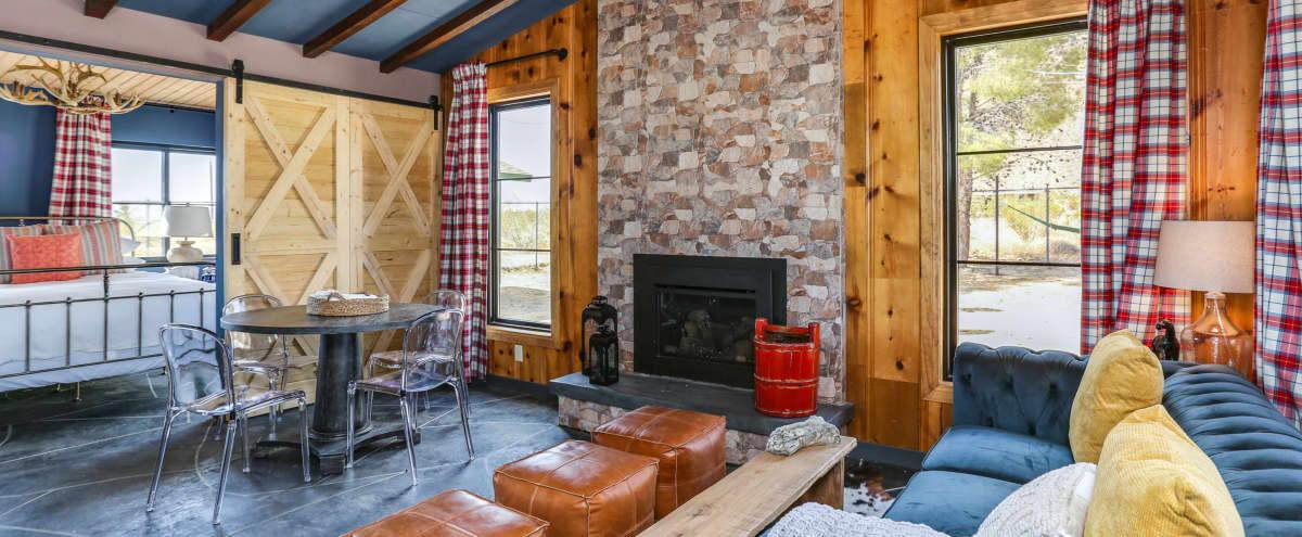 Reimagined Homestead Cabin on 5 Acres in Landers Hero Image in undefined, Landers, CA