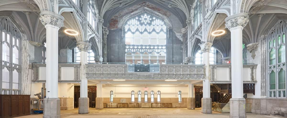 Elegant Harlem Venue in New York Hero Image in Upper Manhattan, New York, NY