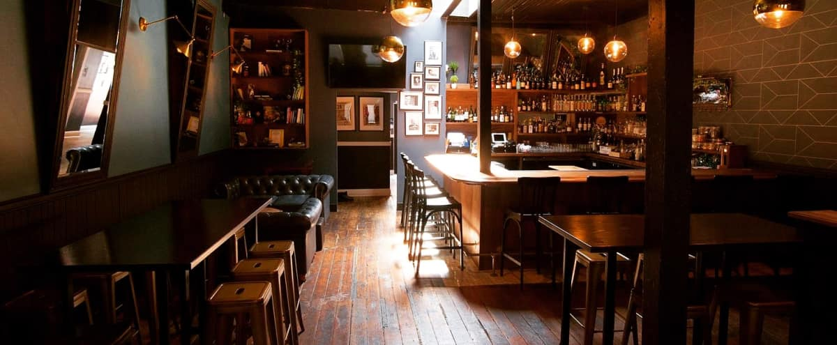 Hidden speakeasy perfect for meetings and offsites in San Francisco Hero Image in South of Market, San Francisco, CA