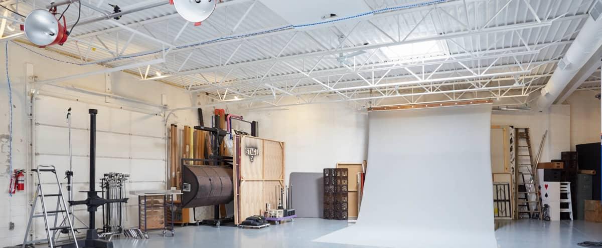 Photo/Video Studio & Workshop Space in Denver Hero Image in Valverde, Denver, CO