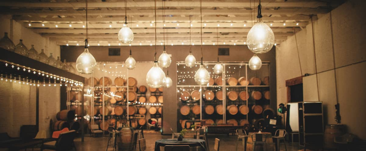 Creative Urban Winery Space & Event Venue in the Heart of SOMA in San Francisco Hero Image in SoMa, San Francisco, CA