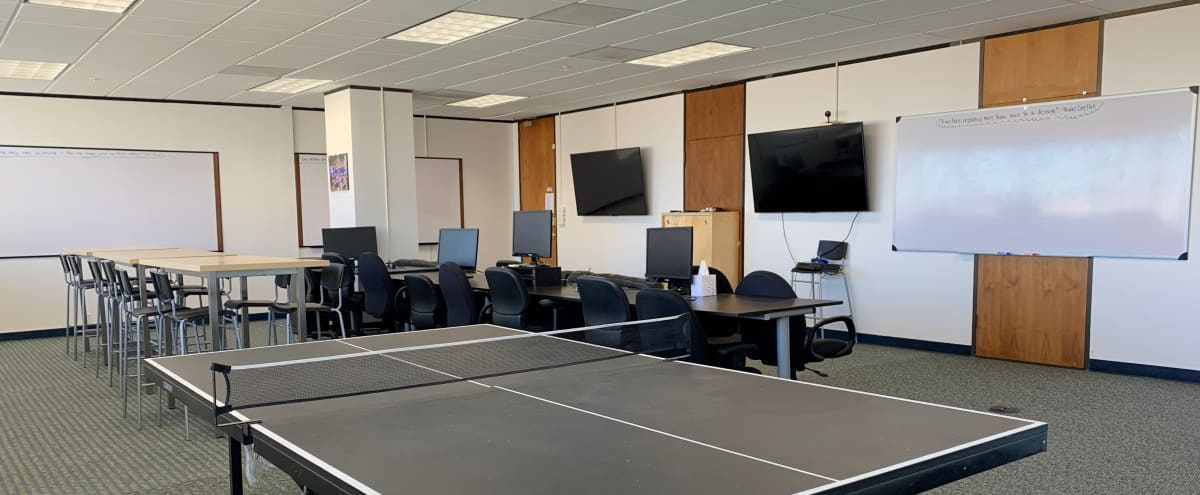 Large Meeting Room with Breakout Spaces in San Mateo Hero Image in Central San Mateo, San Mateo, CA