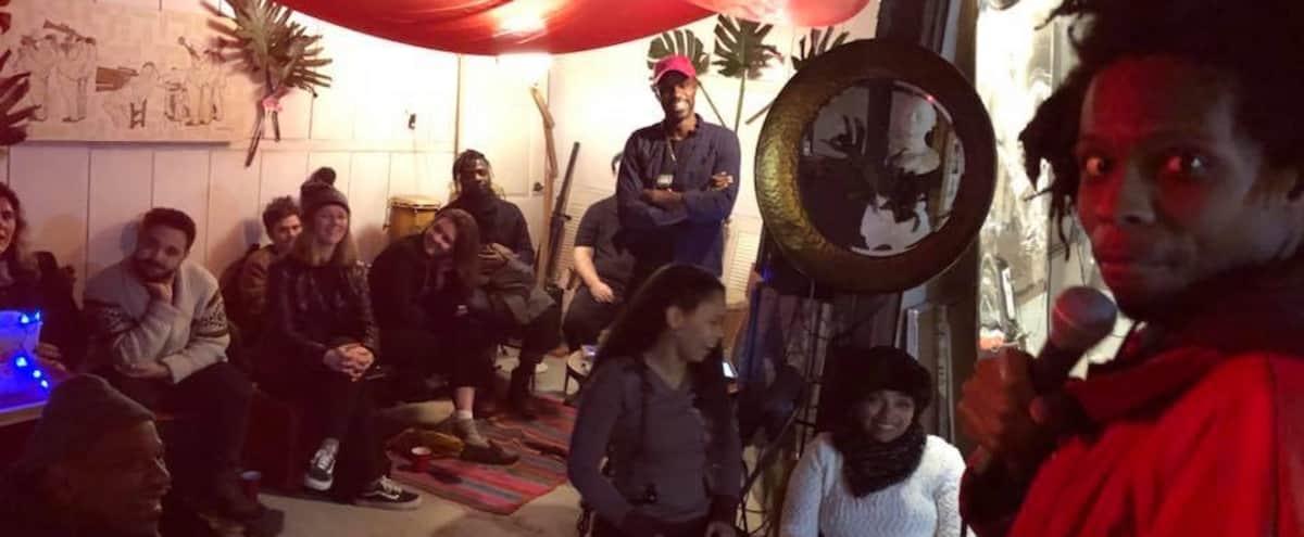 GAMBA Artist Compound in Brooklyn Hero Image in East Williamsburg, Brooklyn, NY