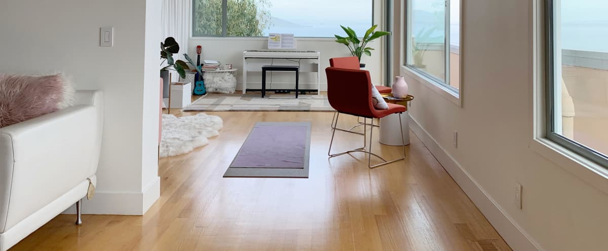 Secluded Unit House with 270 degree Bay View in San Francisco Hero Image in Telegraph Hill, San Francisco, CA