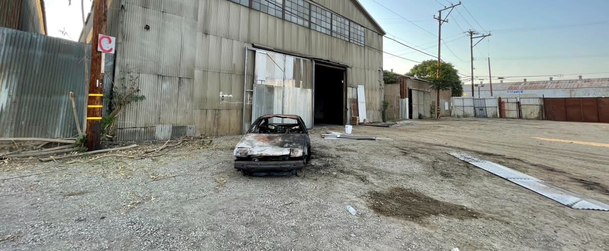 HUGE Industrial Gated Warehouse Lot in Compton Hero Image in undefined, Compton, CA