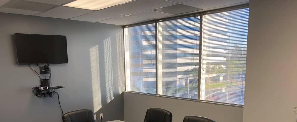 Santa Ana Videoconferencing Meeting Room for 8 in Santa Ana Hero Image in undefined, Santa Ana, CA