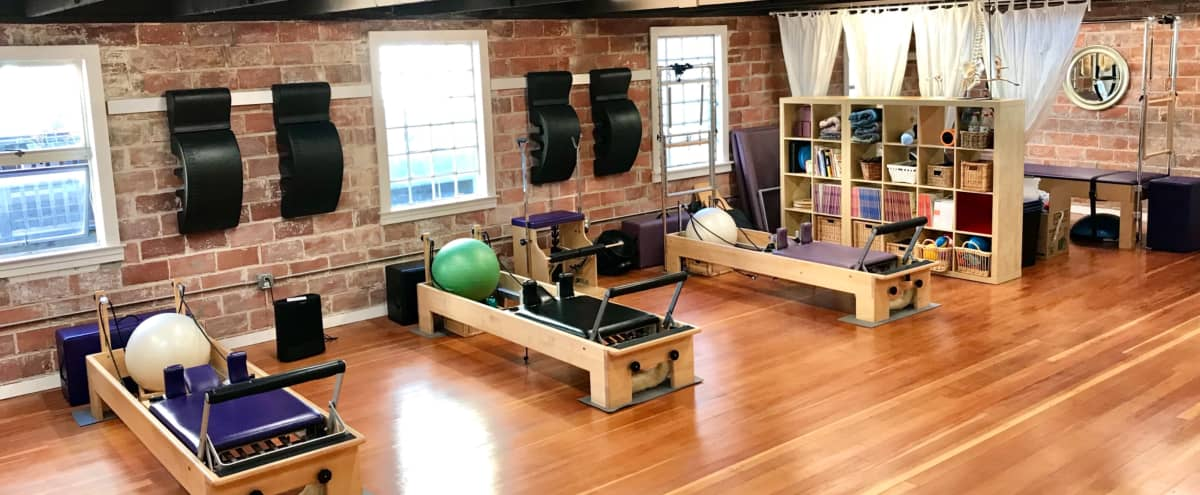 Urban Industrial Studio Space with High Ceiling and Open Floor Plan in Oakland Hero Image in Grand Lake, Oakland, CA