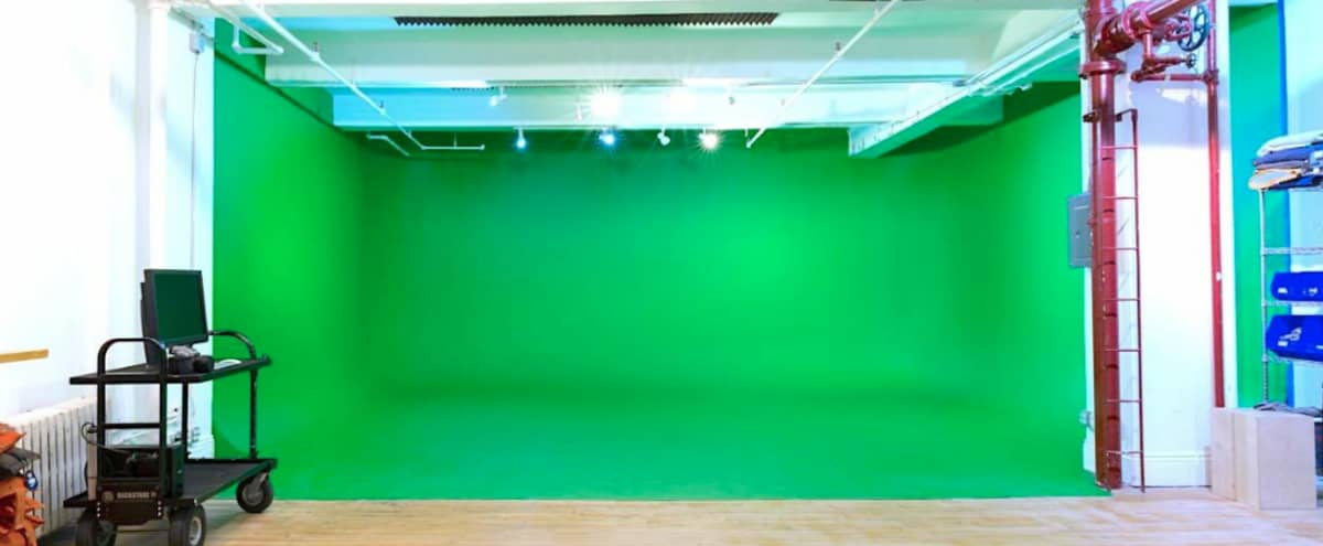 A 15,000 sqft Premier Photo and Video Studio in Chelsea in EMPIRE STATE Hero Image in Chelsea, EMPIRE STATE, NY