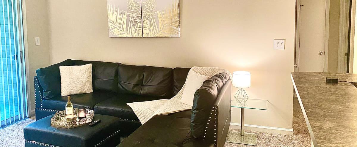 ★Cozy Home Away from Home | 1BR Apartment ★ in Marietta Hero Image in undefined, Marietta, GA