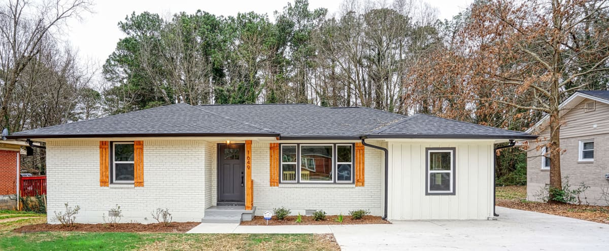 Completely Renovated 3 Bed 2 Bath House in DECATUR Hero Image in Downtown Decatur, DECATUR, GA