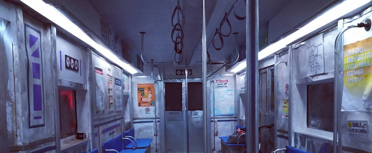 Customizable Standing Subway Car Set in North Hollywood Hero Image in Panorama City, North Hollywood, CA