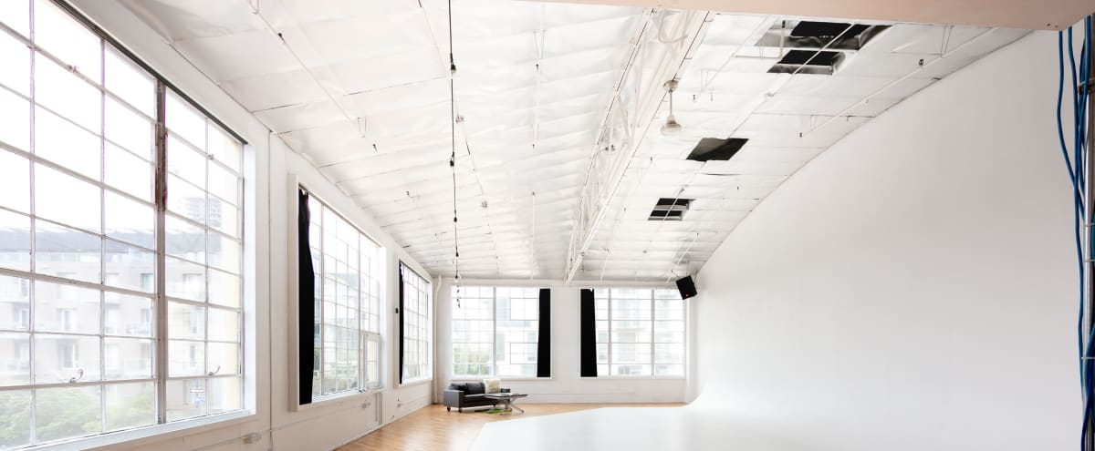 Historic Downtown Studio Space - Inspiring Vibe, Amazing Light. in San Diego Hero Image in East Village, San Diego, CA