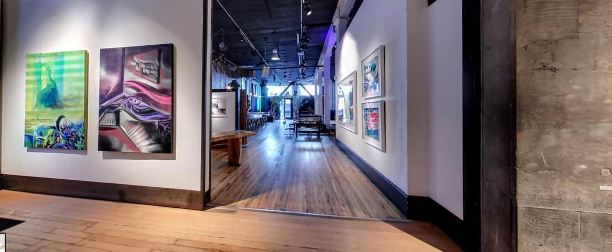 3,800 ft² Full Venue Event Gallery in Yerba Buena in San Francisco Hero Image in SoMa, San Francisco, CA