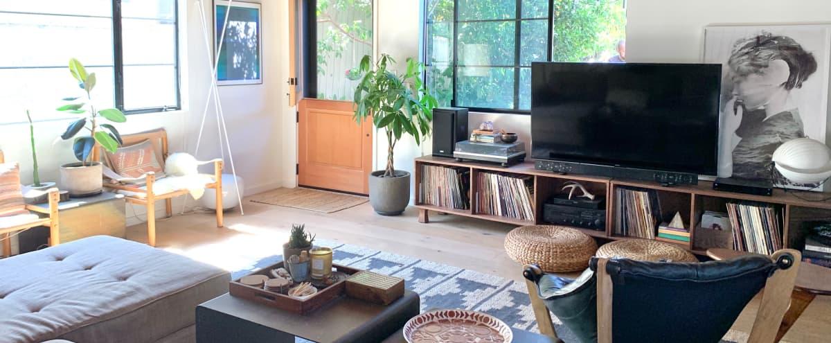 Dreamy Silverlake Rustic-Modern Artist Retreat in Los Angeles Hero Image in Hollywood, Los Angeles, CA