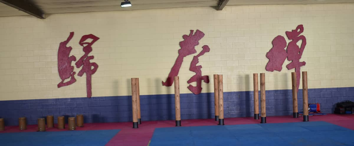Spacious Shaolin Kung Fu Temple in Temple City Hero Image in undefined, Temple City, CA