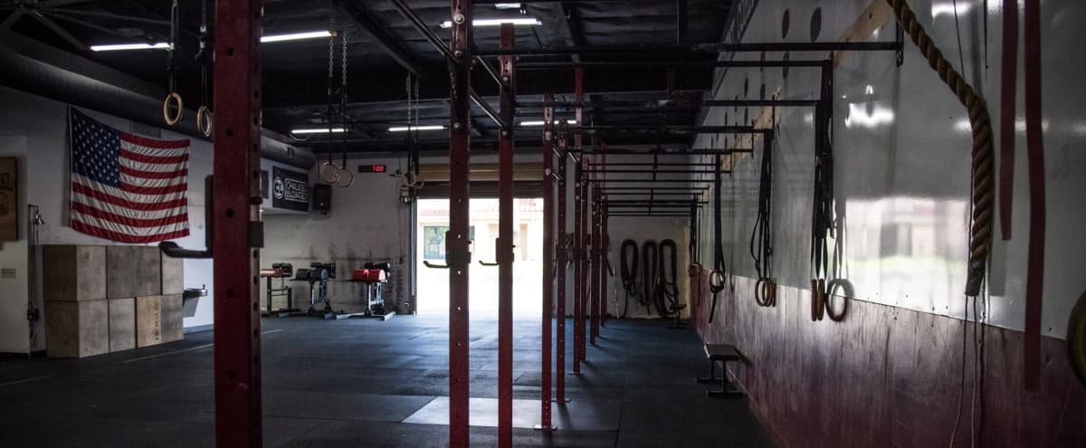 Open Floor Place Gym | Available for Film/Photo Shoots in San Marcos Hero Image in undefined, San Marcos, CA