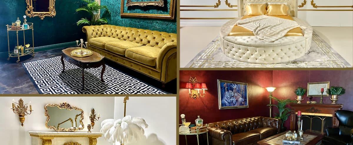 Royal Velvet Room & Cigar / Mobster Lounge Production Studio in Miami Hero Image in Little River, Miami, FL