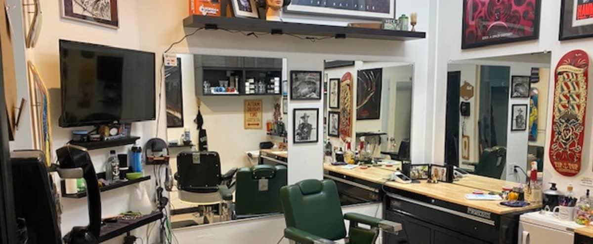 Barbershop and private studios on Ventura Blvd. in WOODLAND HILLS Hero Image in Woodland Hills, WOODLAND HILLS, CA
