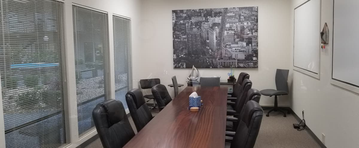 Large Conference Suite with view in San Rafael Hero Image in undefined, San Rafael, CA