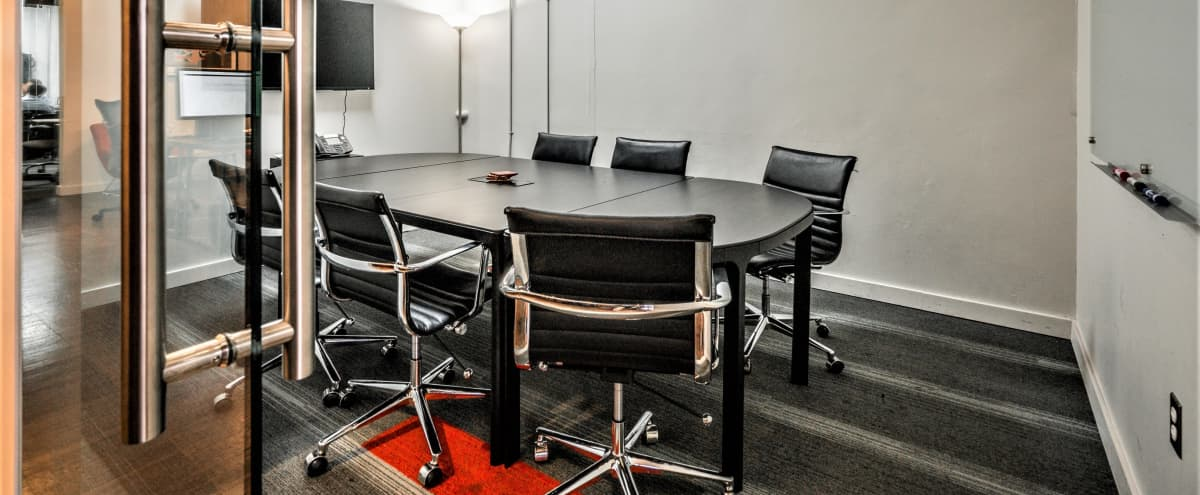 Clean, Industrial Modern Conference Room in the Heart of the South Lamar District in Austin Hero Image in Zilker, Austin, TX