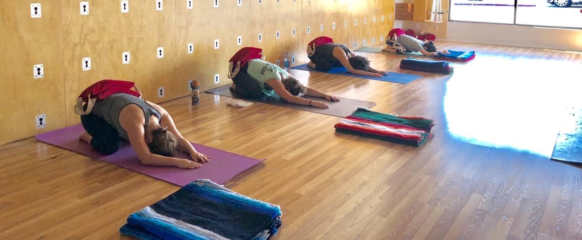 Bright Yoga & Fitness Studio in Los Angeles Hero Image in West Los Angeles, Los Angeles, CA