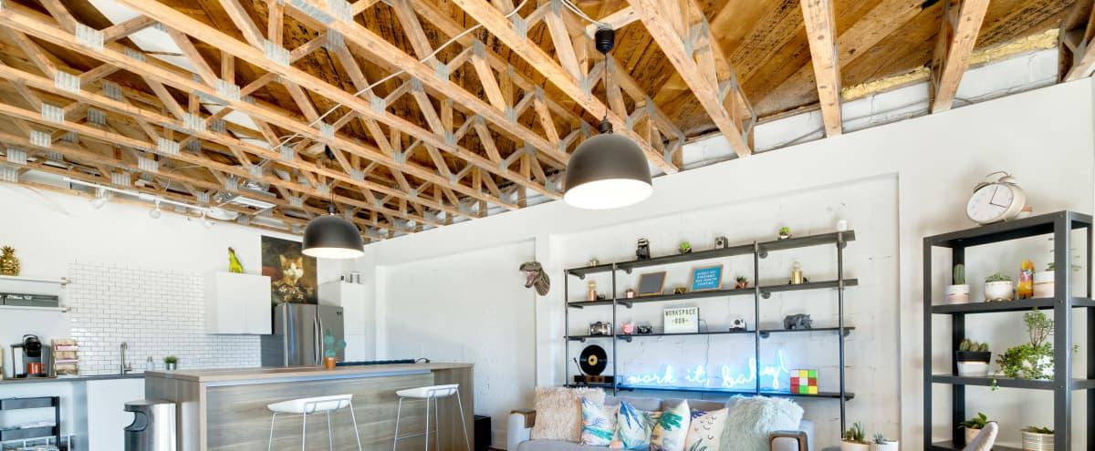 Eclectic Office Loft Lounge in Grand Prairie Hero Image in undefined, Grand Prairie, TX