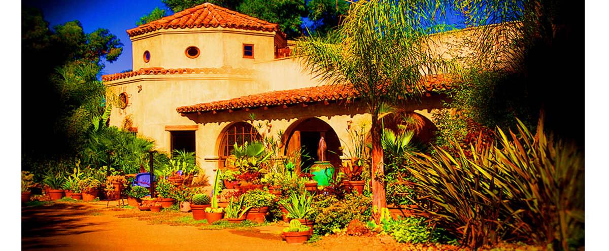 Sublime Topanga Villa in Topanga Hero Image in Sylvia Park, Topanga, CA
