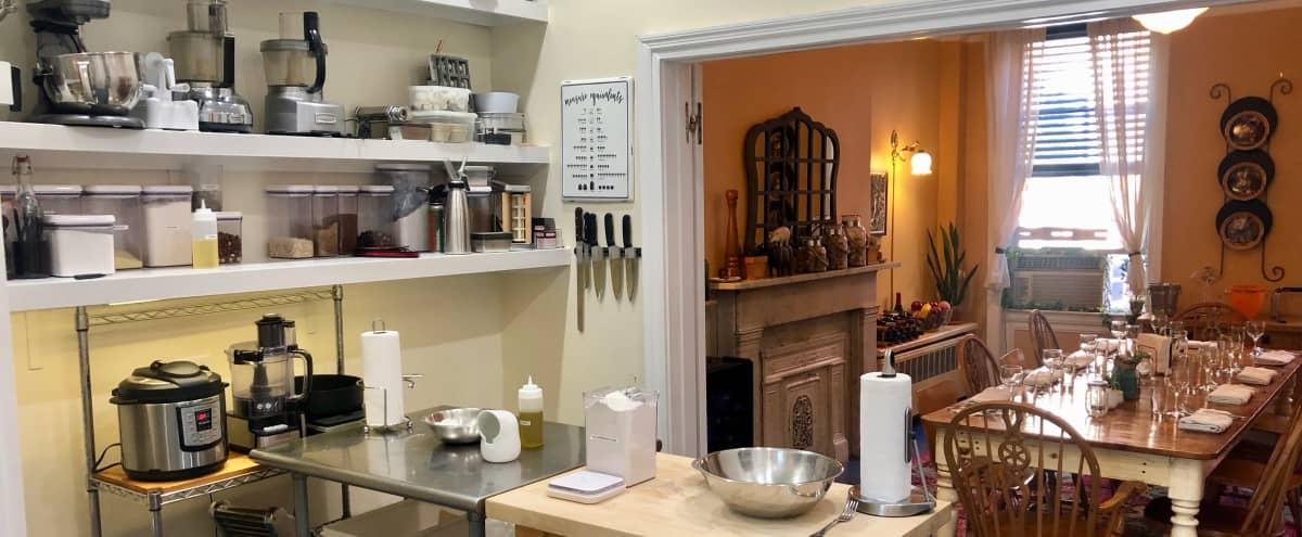 Culinary Studio in Greenwich Village in Manhattan Hero Image in Greenwich Village, Manhattan, NY