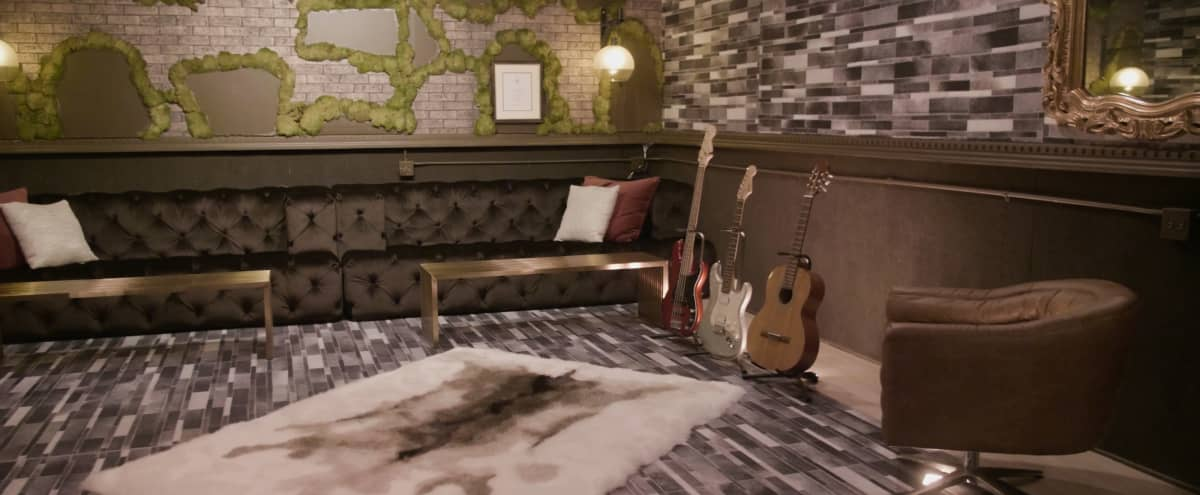 Luxury Recording Studio and Lounge in Los Angeles Hero Image in Central LA, Los Angeles, CA