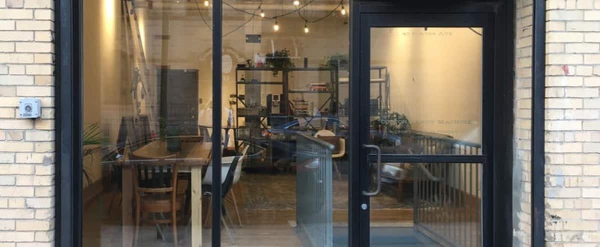 Bushwick industrial storefront with great lighting in BROOKLYN Hero Image in East Williamsburg, BROOKLYN, NY