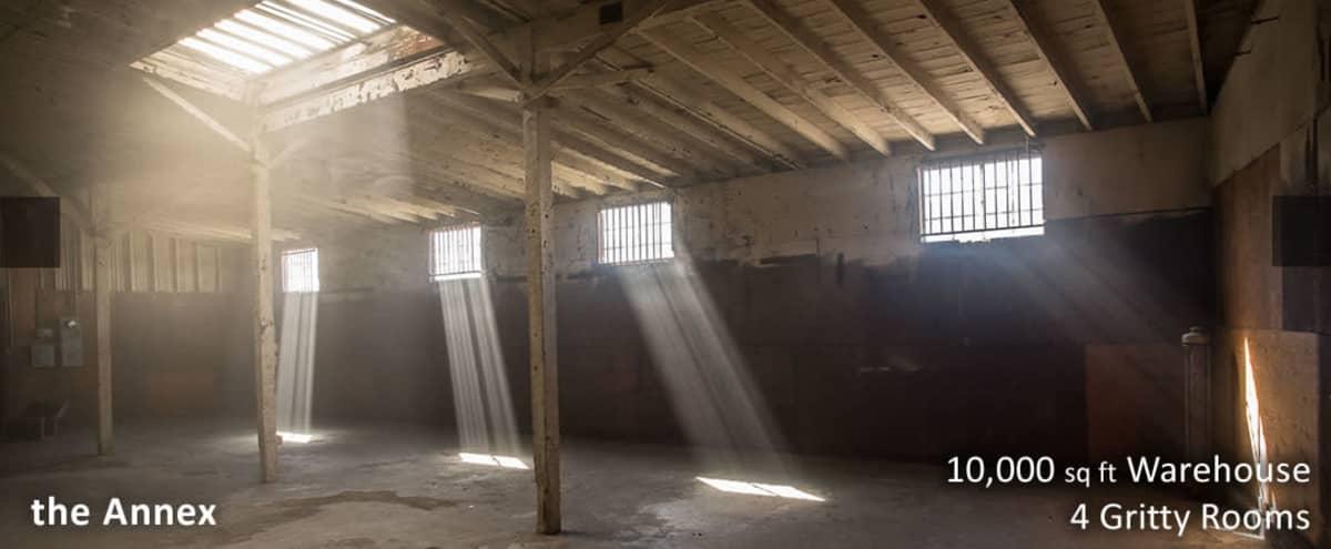 Natural Light Beam Warehouse | ParlorLA in Los Angeles Hero Image in Central LA, Los Angeles, CA