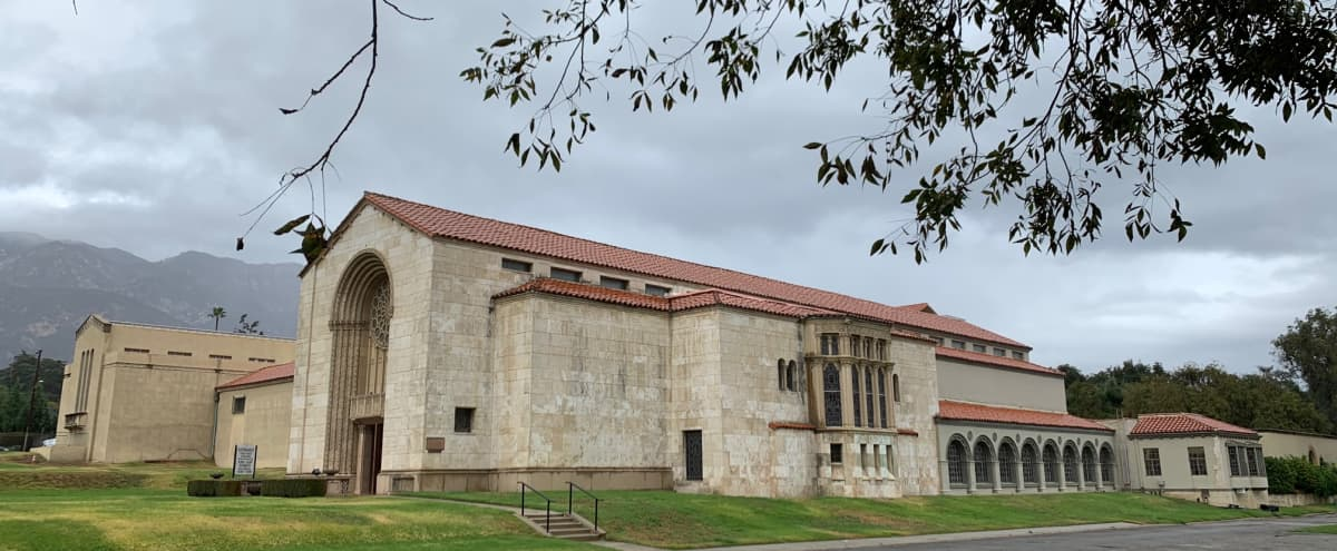 TV - Movie Ranch with Morgue, C.S.I. Lab, Cinematic Crematorium, Cemetery, Mausoleums, and Churches in Altadena Hero Image in undefined, Altadena, CA