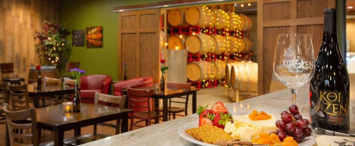 Warm Inviting Craft Winery in San Diego Hero Image in Carmel Mountain Ranch, San Diego, CA