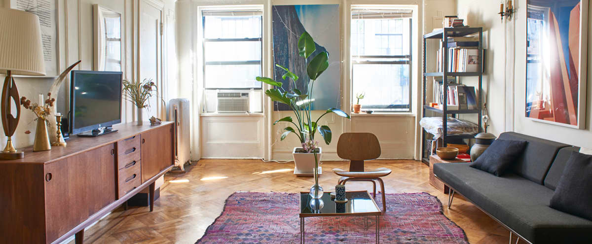 Classic East Village Apartment in NY Hero Image in Lower Manhattan, NY, NY
