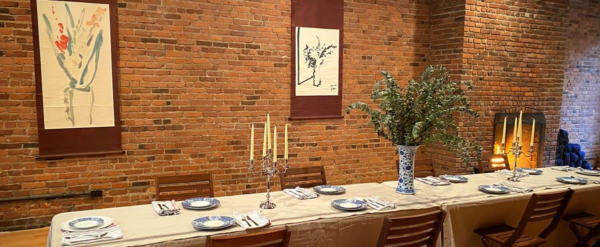Grand Dining Room in NEW YORK Hero Image in Ukrainian Village, NEW YORK, NY