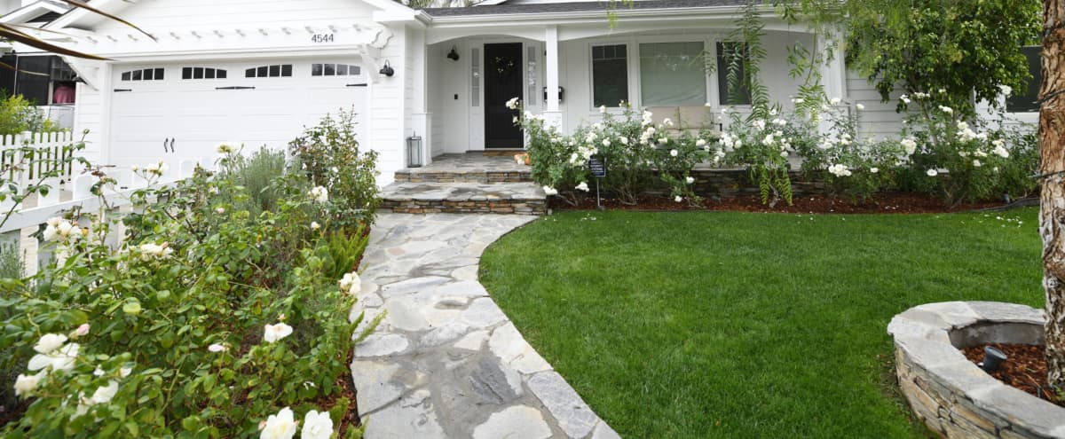 Beautiful 4 bedroom, 5 bathroom cape cod home with pool, entertainers kitchen & open floor plan. in North Hollywood Hero Image in Studio City, North Hollywood, CA